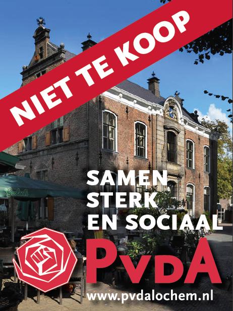 Stadhuis Lochem niet te koop PvdA Lochem