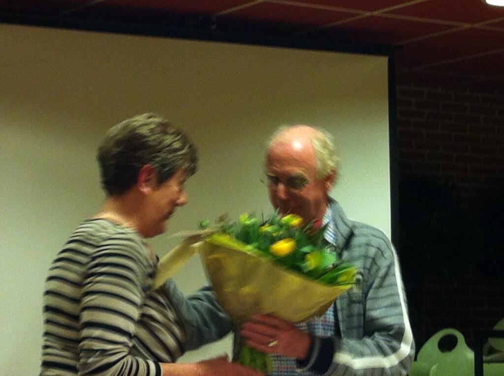 afscheid Brenda van Bruggen
